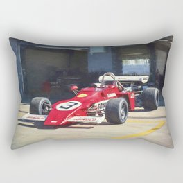 Formula Atlantic March 722 Rectangular Pillow