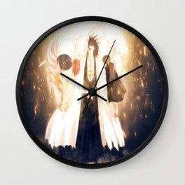 Kenpachi Zarak Wall Clock