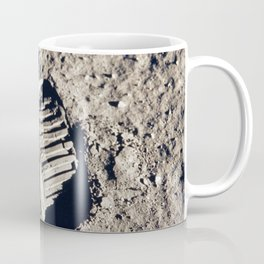 One Giant Leap For Mankind Coffee Mug