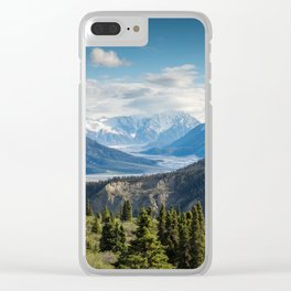 Great Outdoors Clear iPhone Case