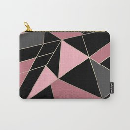 Abstraction . Geometric pattern 3 Carry-All Pouch