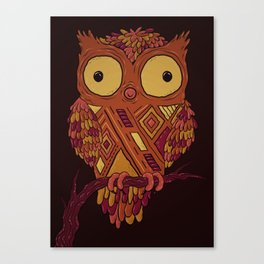 Buhito! Canvas Print