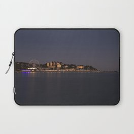 Torquay At Night Laptop Sleeve