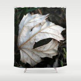.veins. Shower Curtain