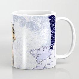 Tiger Moon | Colour Version Coffee Mug