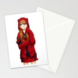 Asuka Evangelion Stationery Cards
