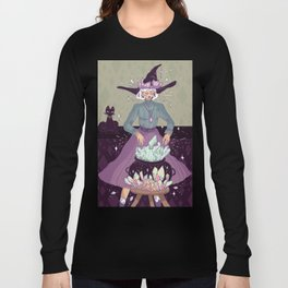 Crystal Witch Long Sleeve T-shirt