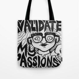 (Gimme Money) Tote Bag