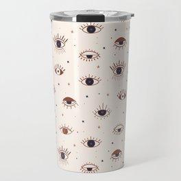 Symbolic Eye Travel Mug