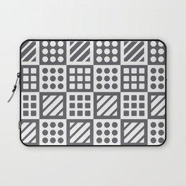 Billiplay Geometric Laptop Sleeve