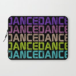 Dance Dance Dance (Galaxy)  Laptop Sleeve