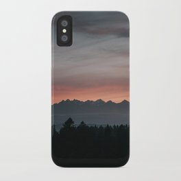 Mountainscape - Landscape and Nature Photography iPhone Case