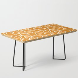 Branches - Orange Coffee Table