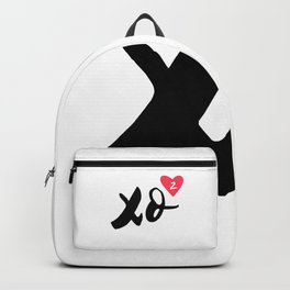 Hugs And Kisses x2 Backpack