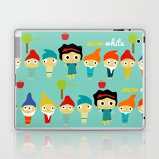 Snow White and the 7 dwarfs Laptop & iPad Skin