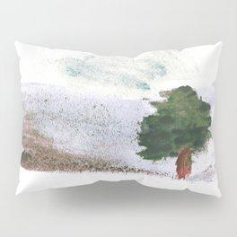 Desert tree Pillow Sham