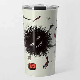 Relax And Rest Lazy Creature Travel Mug
