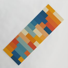 Classic Retro Choorile Yoga Mat