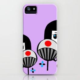 Pierette Japonais iPhone Case