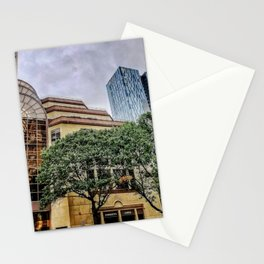 6th And Congress - Austin, Texas Stationery Cards