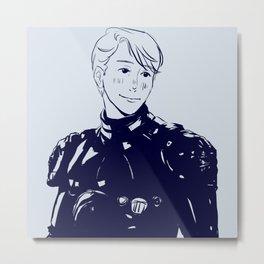 Ranger Viktor Nikiforov Metal Print