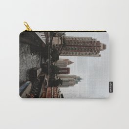 City of Contrast Carry-All Pouch
