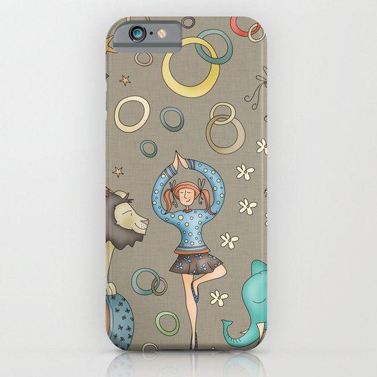 Circus iPhone & iPod Case