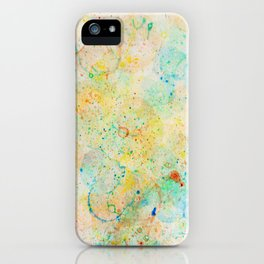 Abstract Artwork Colourful #11 iPhone Case