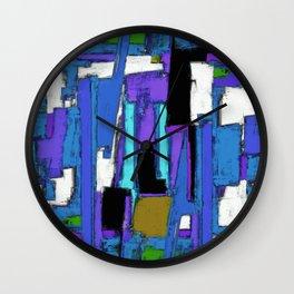 Maze 2 Wall Clock