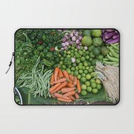 Asia vegetables on market #society6 #vegetables Laptop Sleeve