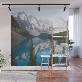 Lake Moraine Dos Wall Mural