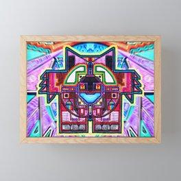 Playful Pixie Framed Mini Art Print