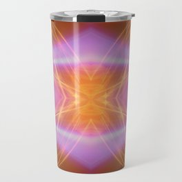 Hippy Trippy Butterfly Travel Mug
