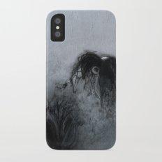 DISINTEGRATION iPhone X Slim Case