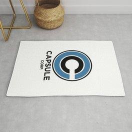 Capsule Corp Rug
