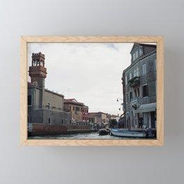 Murano, Italy Framed Mini Art Print