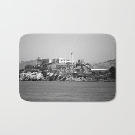 Alcatraz Island  Bath Mat