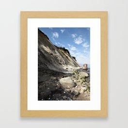 Nordkap - Kap Arkona Framed Art Print