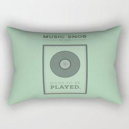 Made to be Played — Music Snob Tip #33⅓ A Rectangular Pillow