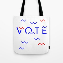 Vote Baby Vote 040516 Tote Bag