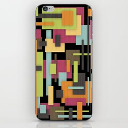 Retrotopia iPhone Skin