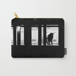 Subway Kiss Carry-All Pouch
