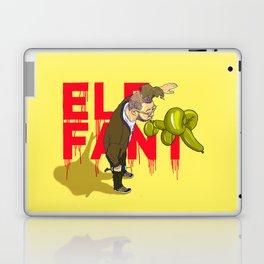 Elefant...or Elephant? Laptop & iPad Skin