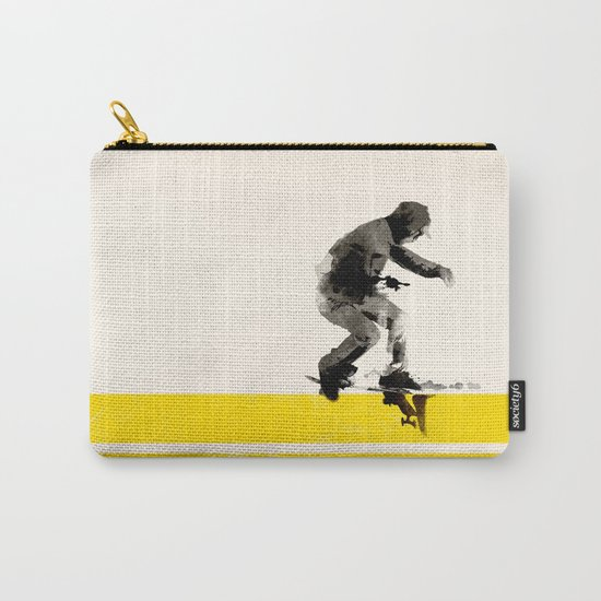 Slide on stripes Carry-All Pouch