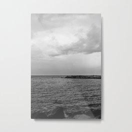 Barcelona Coast VIII Metal Print