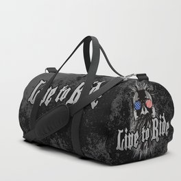Live to Ride Duffle Bag