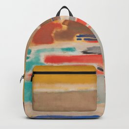 1948 Multiform by Mark Rothko HD Backpack