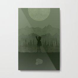 Gon Metal Print