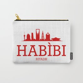 Habibi Riyadh Carry-All Pouch