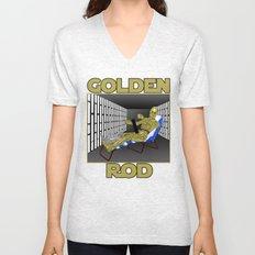 Golden Rod Unisex V-Neck